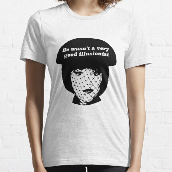 Mrs. White - Clue - He Wasn't a Very Good Illusionist Essential T-Shirt