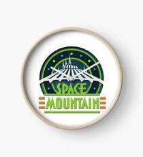 Space Mountain Clock