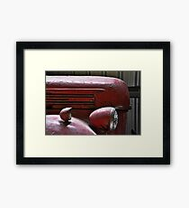 Two Ton Framed Print