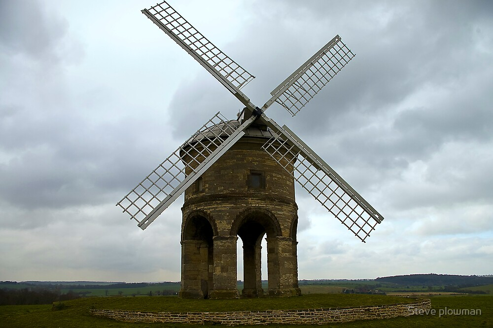 Chesterton Windmill by Steve plowman
