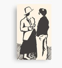 Annie Hall [Without Text] Canvas Print