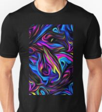 Fractal Fantasia 17 Unisex T-Shirt