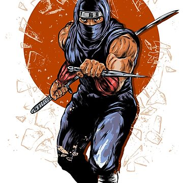 Shinobi by ravenfightwear