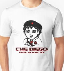 Che Diego Contrast T-Shirt