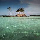 San Blas Islands of Panama by Jola Martysz