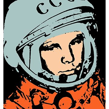 YURI GAGARIN by IMPACTEES