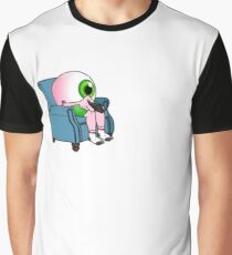 Lazy Eye  Graphic T-Shirt