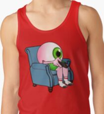 Lazy Eye  Tank Top