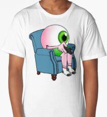 Lazy Eye  Long T-Shirt