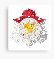 fairy tail-logo Canvas Print