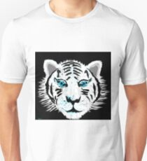 White Tiger Love T-Shirt
