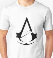 Assassin's Creed Sliced Logo Unisex T-Shirt