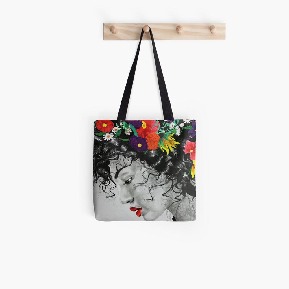 Transitioning Tote Bag