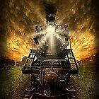 Night Train by Cliff Vestergaard