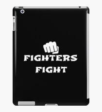 Fighters Fight iPad Case/Skin