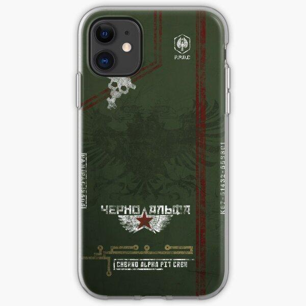 Cherno Alpha Pit Crew Case iPhone Soft Case