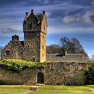 Scottish Castle by Mark Andrew Turner