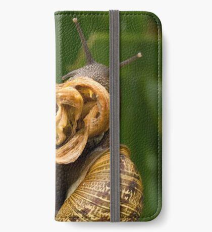 Munchtime iPhone Flip-Case
