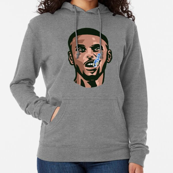 Steph Curry's Classic Free Throw Face Lightweight Hoodie