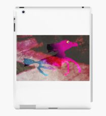 flying horse iPad Case/Skin