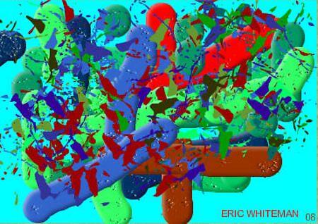 ( GARDEN PARTY ) ERICWHITEMAN  by ericwhiteman