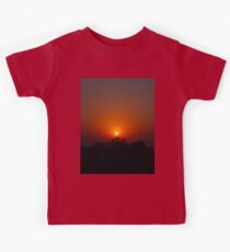 Sunset Kids Tee