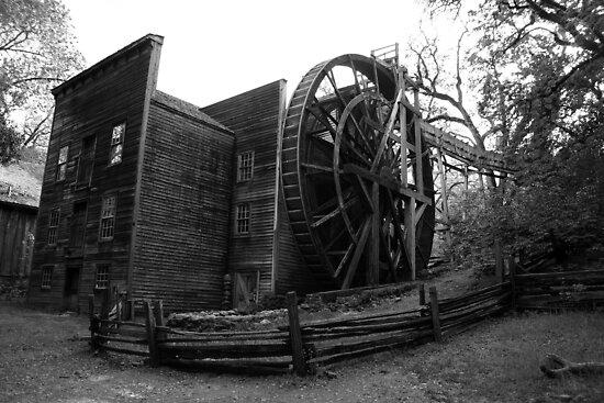Grist Mill II by NewDawnPhoto