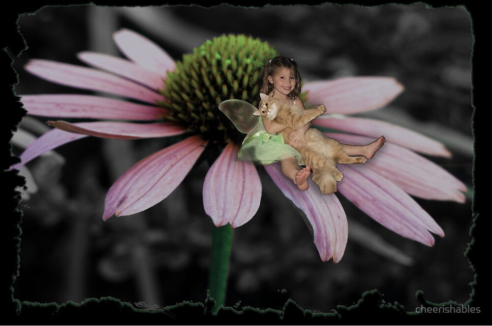 Bliss (In Selective Coloring) by cheerishables