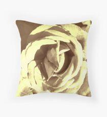 SEPIA COLLECTION ~ SEPIA ROSE #1  Throw Pillow