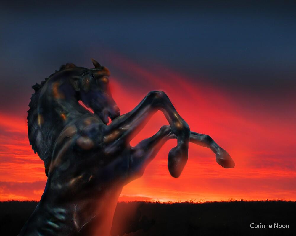 Dark Horse by Corinne Noon