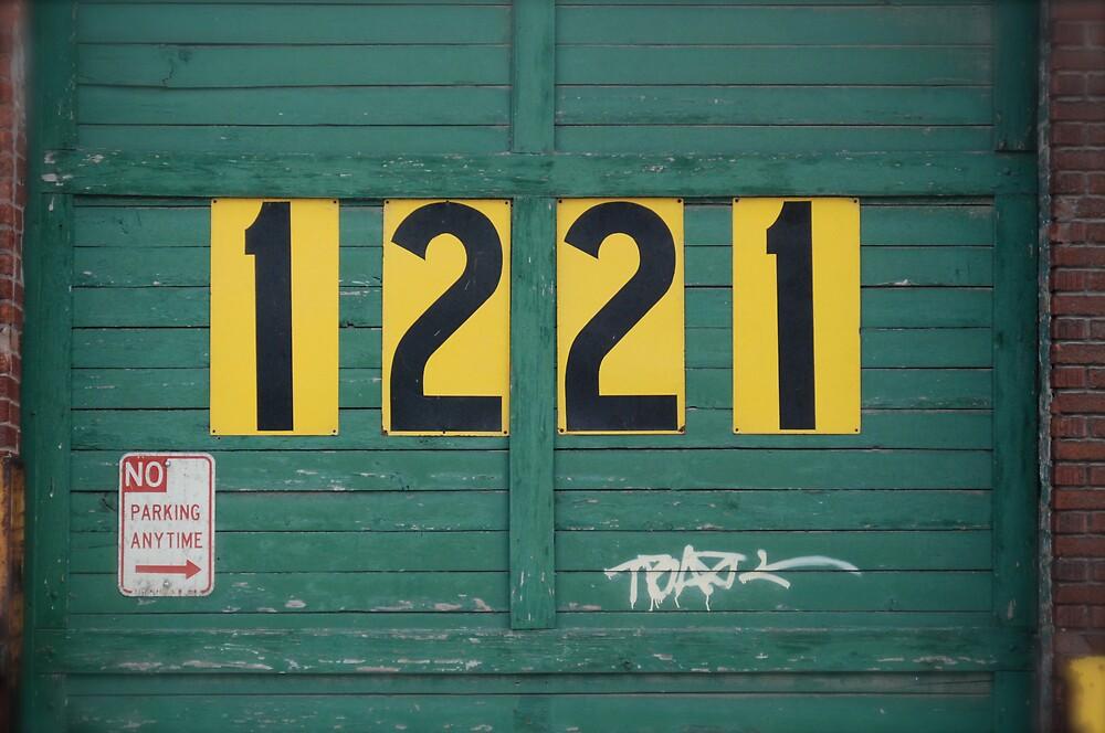 1221 by Robert Baker