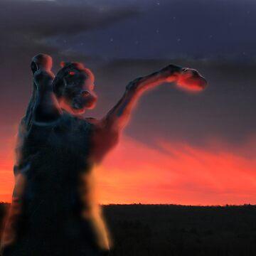 Dark Horse  3 by digiphotos