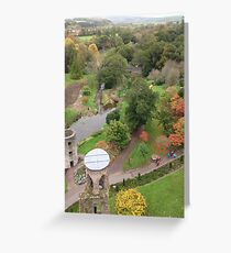 Ireland - Blarney Grounds Greeting Card