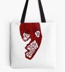 'Red Rose' Tote Bag
