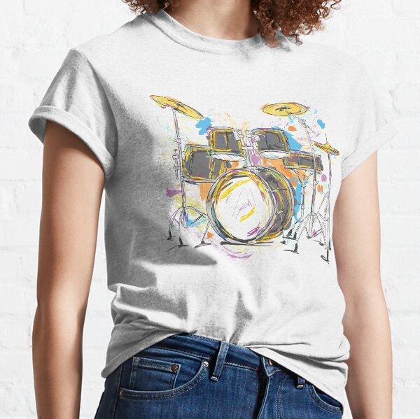 Drums Please Classic T-Shirt