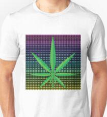 cannabis icon Unisex T-Shirt