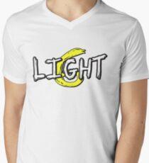 Light 6 Men's V-Neck T-Shirt