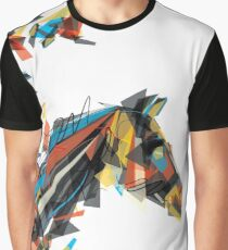 beygir (horse) Graphic T-Shirt