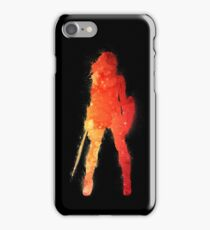 Fire Woman iPhone Case/Skin