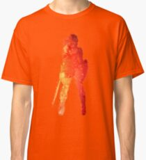 Fire Woman Classic T-Shirt