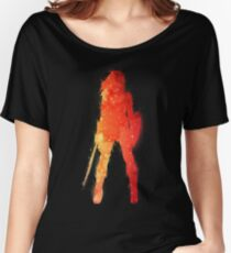 Fire Woman Women's Relaxed Fit T-Shirt