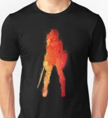 Fire Woman Unisex T-Shirt