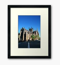 St. Mary's Cathedral 1148 Framed Print
