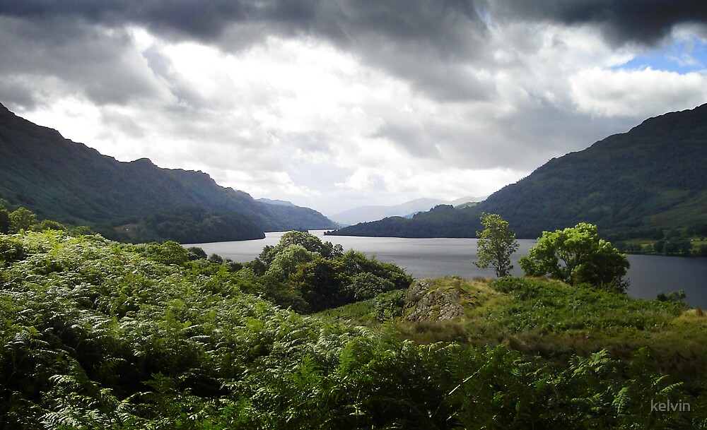 THE WEST HIGHLAND WAY by kelvin