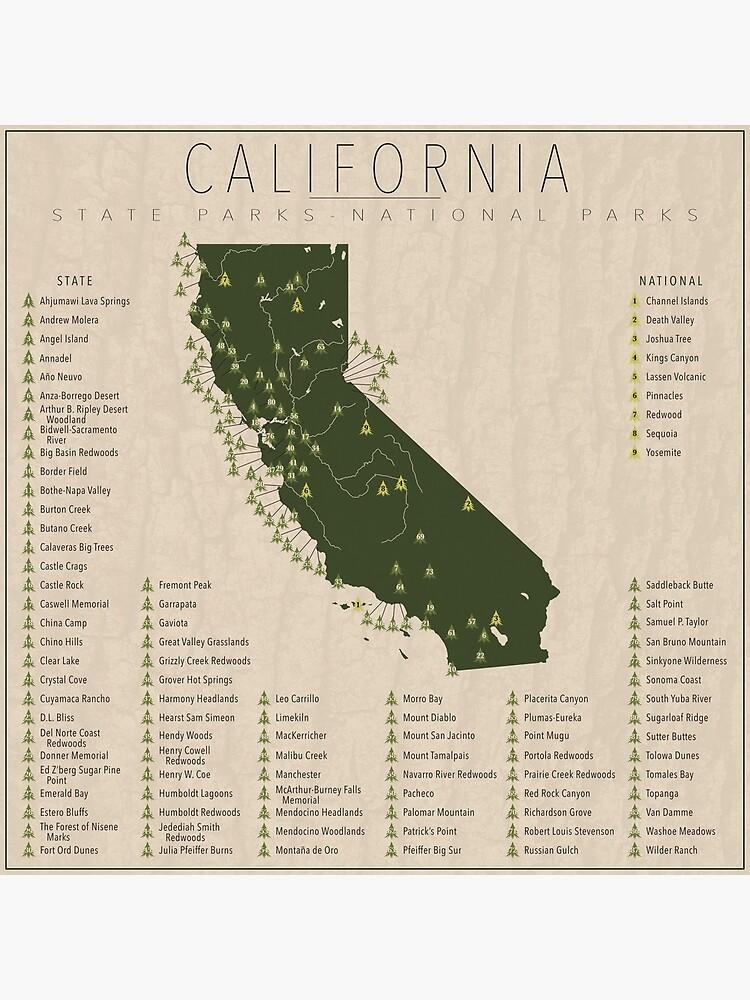 California Parks by FinlayMcNevin