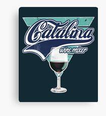 Catalina Wine Mixer 2. Canvas Print