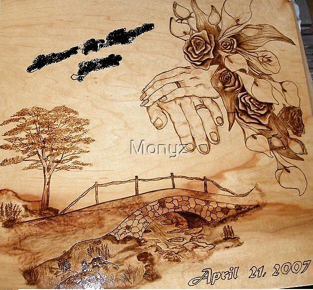 Wedding Album Scrapbook by Monyz
