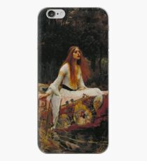 The Lady of Shalott 1888 John William Waterhouse iPhone Case