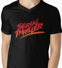 Serial Thriller Men's V-Neck T-Shirt