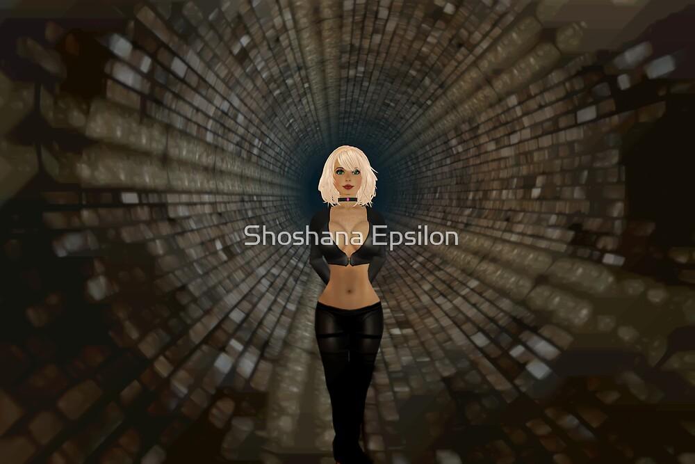 Vanishing Point by Shoshana Epsilon